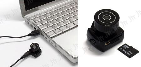 Цифровая камера CHOBi CAM ONE весом 12 г