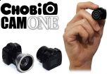 Миниатюрная камера CHOBi CAM ONE весом 12 г