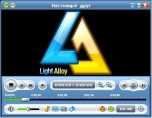 Light Alloy 4.4.990 - популярный плеер