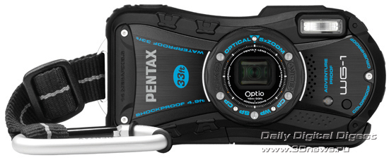 PENTAX, Optio, WG-1, GPS