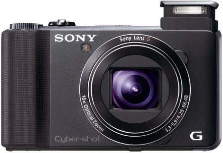 Sony, Cyber-shot, DSC-HX100V, HX9V