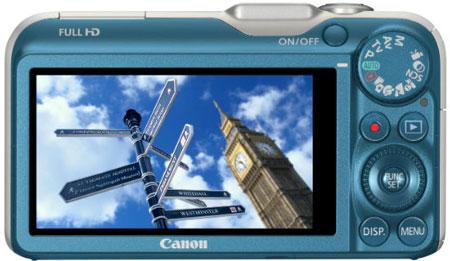 Canon, PowerShot, SX230, SX220