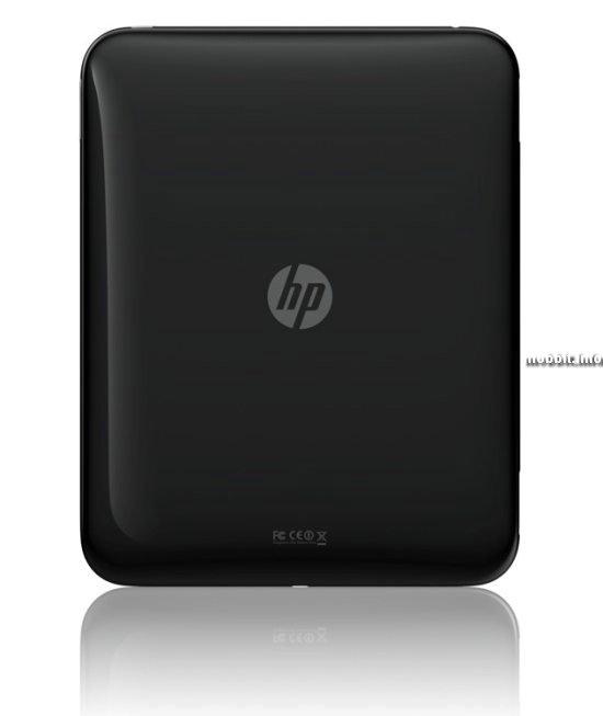 HP, TouchPad