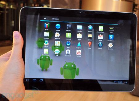 Samsung, GALAXY Tab 10.1
