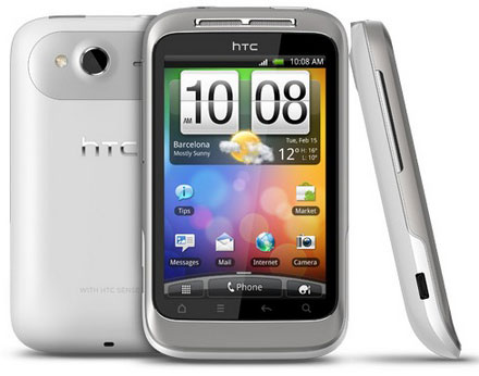 HTC, Incredible S, Desire S, Wildfire S
