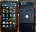 Живые фото Motorola Droid X2