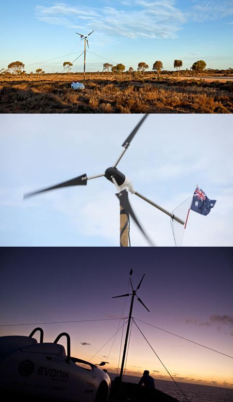 Wind Explorer