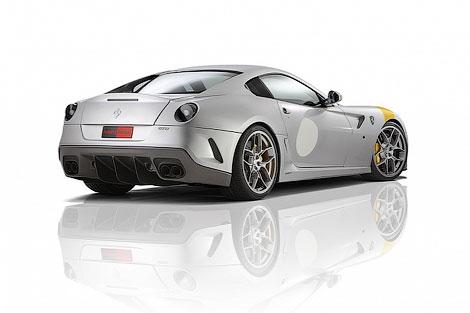 Novitec, Rosso, Ferrari, 599 GTO