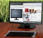 Первый в мире беспроводной монитор от Fujitsu