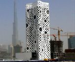 В ОАЭ появился дом с экзоскелетом