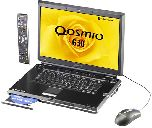 Toshiba Qosmio G30 - ноутбук с приводом HD DVD