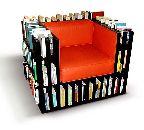 Bibliochaise – рай для книгоманов