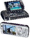 Новые телефоны: Nokia N93, Nokia N73, Nokia N72