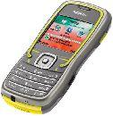 Прорезиненный Nokia 5500 Sport