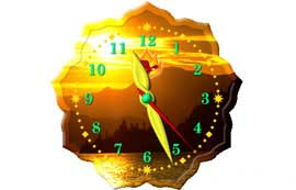 Advanced Clock 5.7 - часы для Windows