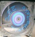 LED–кулер, отображающий текст и простую графику