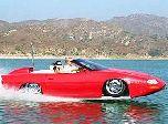 WaterCar - очередной автомобиль-амфибия