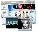 iTunes 6.0.5 - медиа-центр от Apple