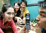 LG LP4100 – телефон реагирующий на алкоголь