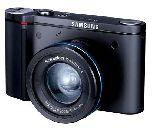 Изящные NV-фотоаппараты Samsung NV3, NV7 и NV10