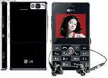LG KG99 – новый «шоколадный» телефон