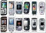 Китайцы копируют дизайн мобильников