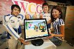 Новый монитор Samsung SyncMaster CX930B