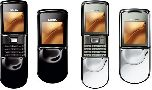 Nokia 8800 Sirocco Edition – новый элитный телефон