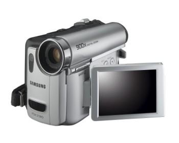 MiniDV-видеокамеры Samsung