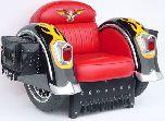 Кресло для байкеров