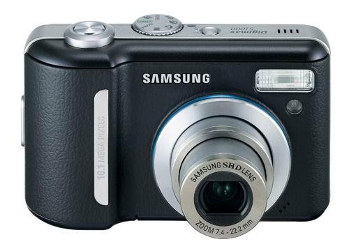 ЦФК Samsung Digimax S1000
