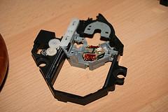 Веб-камера и CD-привод = микроскоп!