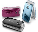 Sony Ericsson Z610i – зеркальная раскладушка