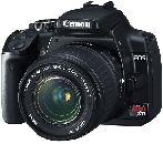 Официальный анонс DSLR-камеры Canon EOS 400D