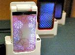Телефон-светлячок Sony Ericsson W43S