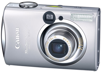 Canon Digital IXUS