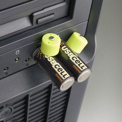 USBCELL - аккумуляторы