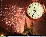 Premium Clock 2.37: полноразмерные часы на десктопе