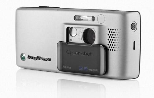Sony Ericsson Cyber-shot К800 и К790