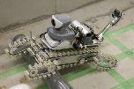 Компактный робот-вездеход
