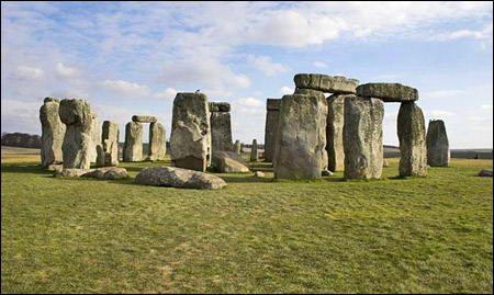 Камни, парящие в поднебесье