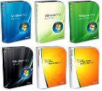 Дизайн коробочных версий Vista и Office 2007