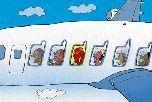 Общение по телефону в самолете станет возможным