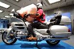 Подушка безопасности для мотоциклов