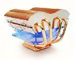 Fourier IV - кулер на медных теплотрубках от Spire