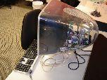 Компьютер в мониторе (моддинг + видео)