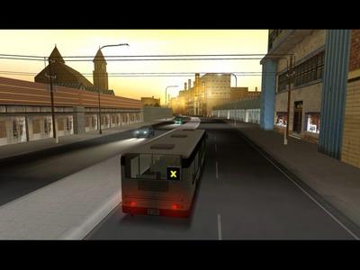 Симулятор водителя автобуса Bus Driver