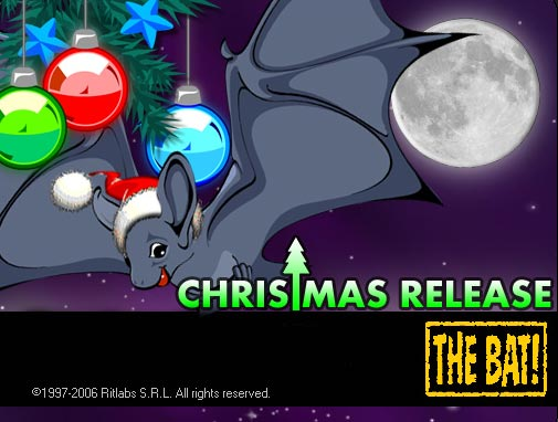 The Bat! 3.95.03 Christmas Edition