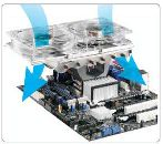 Процессорный кулер-гигант от CoolerMaster