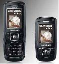Samsung Z720 – слайдер с поддержкой 3G и HSDPA